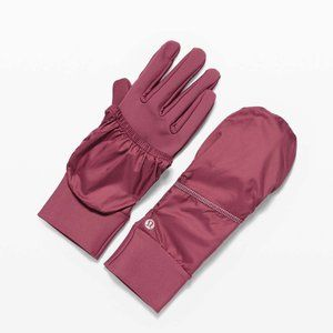 Lululemon Athletica Run Fast Gloves *Brand New*